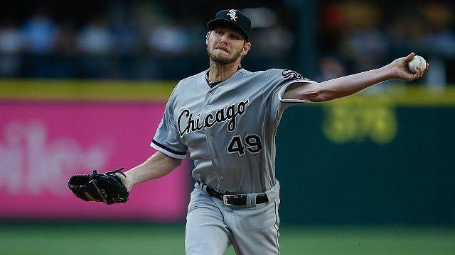#MLB: Los Rangers tendrían lo necesario para adquirir a Chris Sale