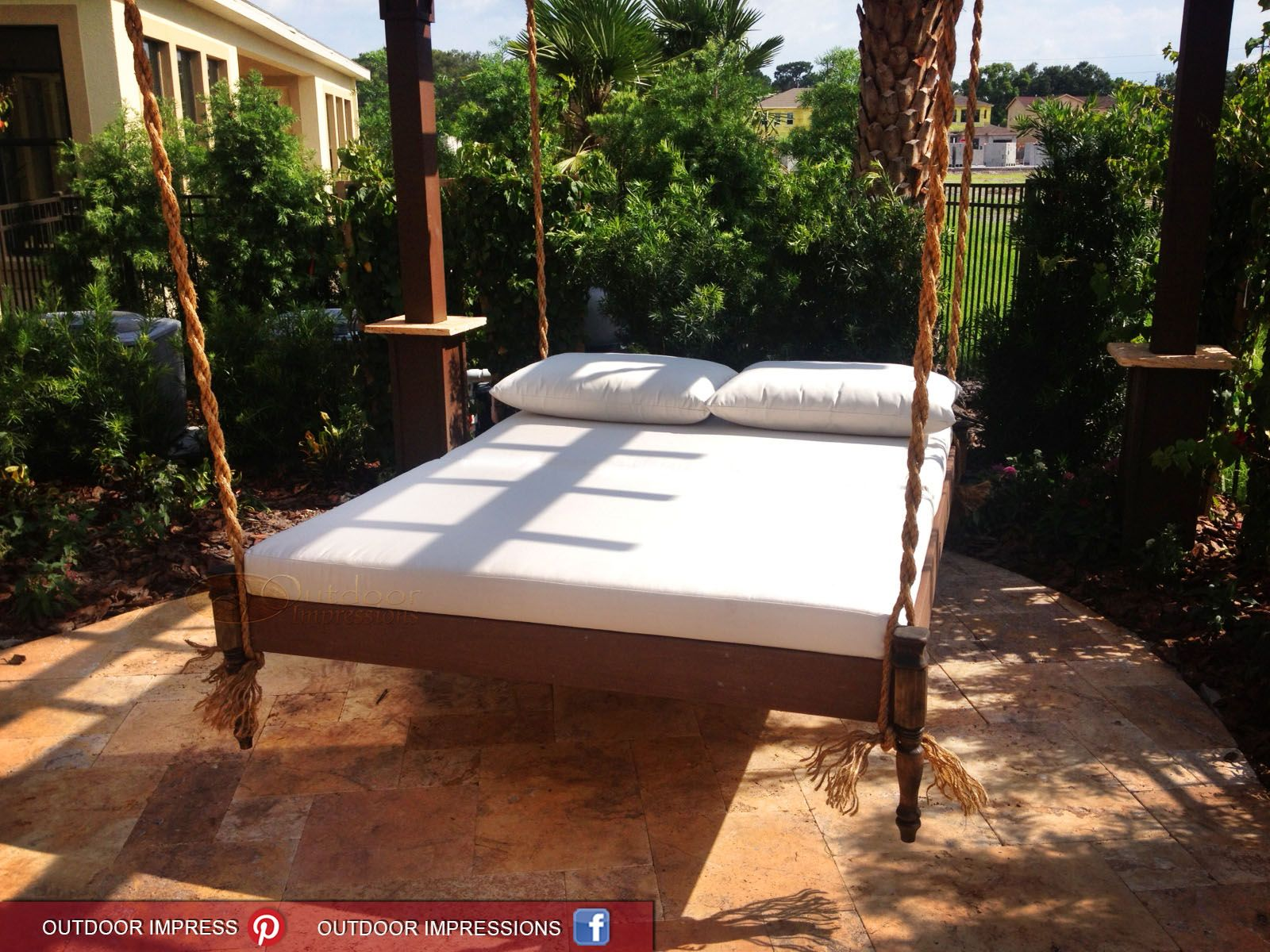 Hanging Bed The Ultimate Yard Upgrade