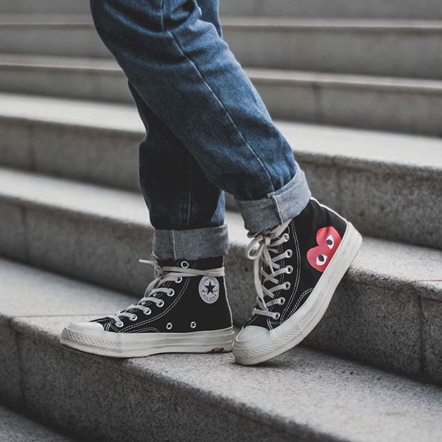 0cff545c8034 5 Sneakers I ll Be Wearing This Fall (Back To School) Cdg Converse