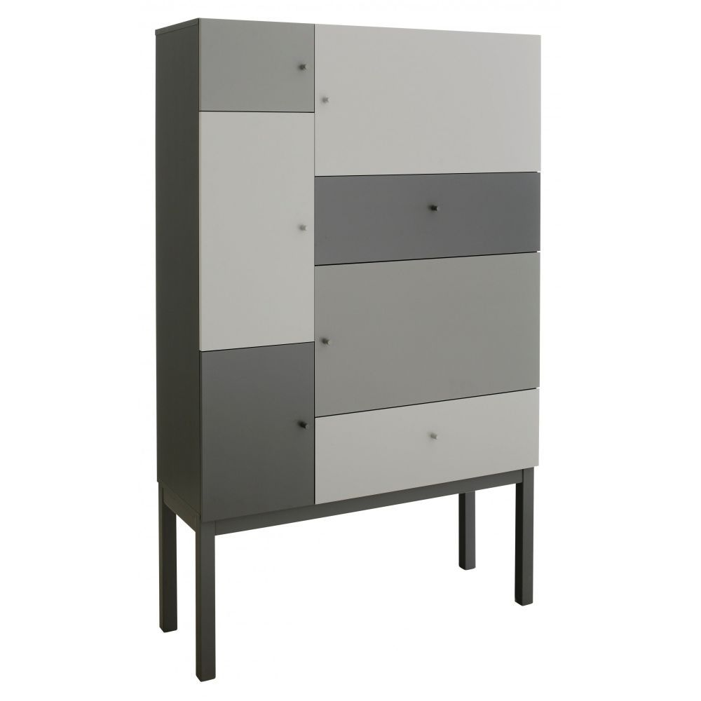Colore Bahuts Et Vitrines Sejours Meubles Fly Locker Storage Furniture Design Furniture