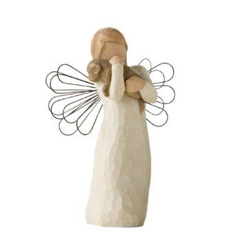 Willow Tree Angel of Friendship Figurine (looks like Bailee