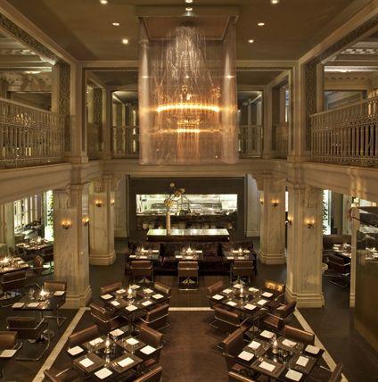 Georgian Terrace Hotel Livingston Restaurant Bar 西方