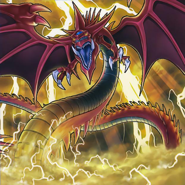 Slifer The Sky Dragon 3th By Coccvo On Deviantart Dragon Ultimate Dragon Card Art