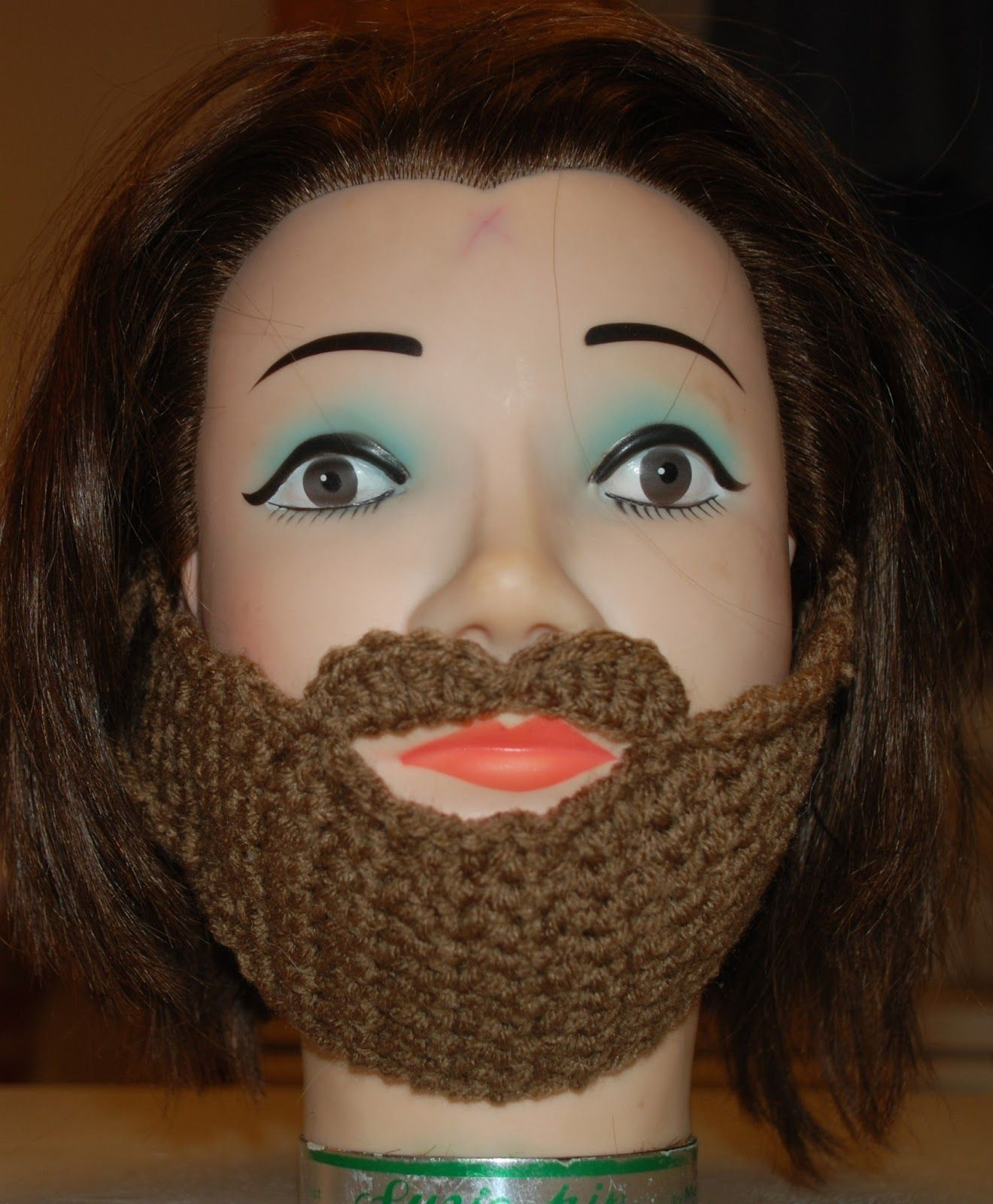 Crochet Beard | Pinterest