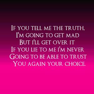 How to get over broken trust
