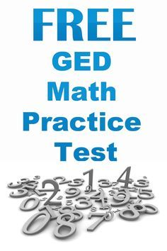 Free GED Math Practice Test http://www.mometrix.com/academy/ged ...