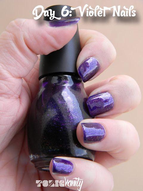 Toxic Vanity: shimmer