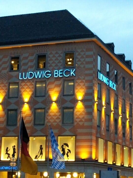 Ludwig Beck am Rathaus Eck