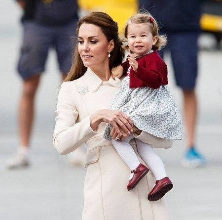 Princess Charlotte Photo (C) GETTY IMAGES