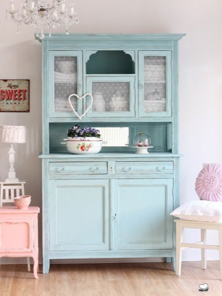 Pin by doreen on everything aqua | Pinterest | Paint furniture ...
