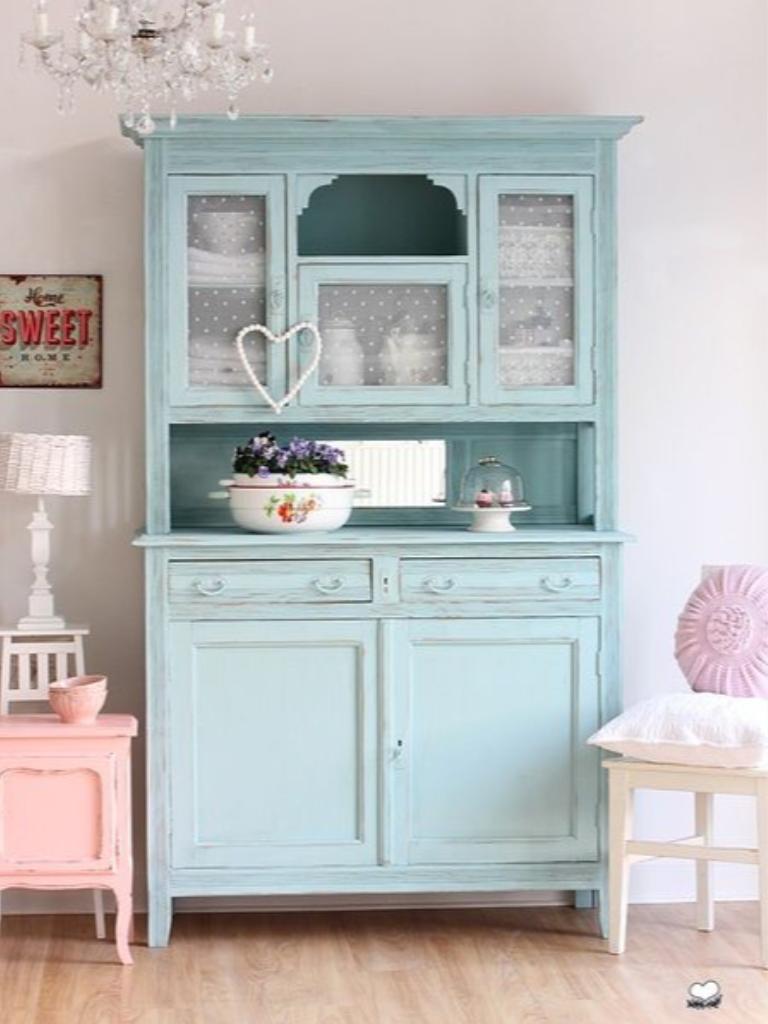 Pin von Ideas For Shabby Chic Home Decor auf Shabby chic dressers ...