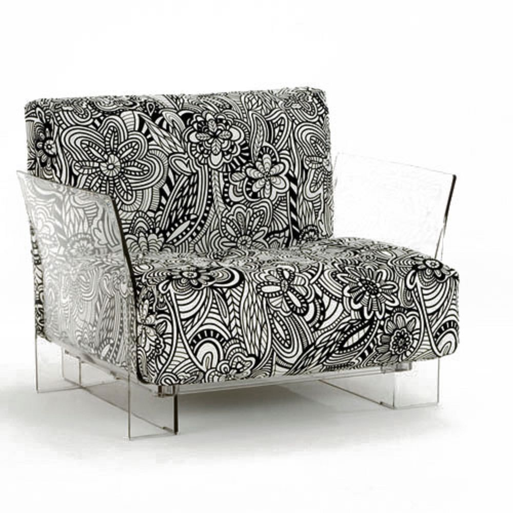 "Missoni Home Furniture London: KARTELL ""POP"" SOFA 100% COTTON CUSHION COVERS FOR THE"