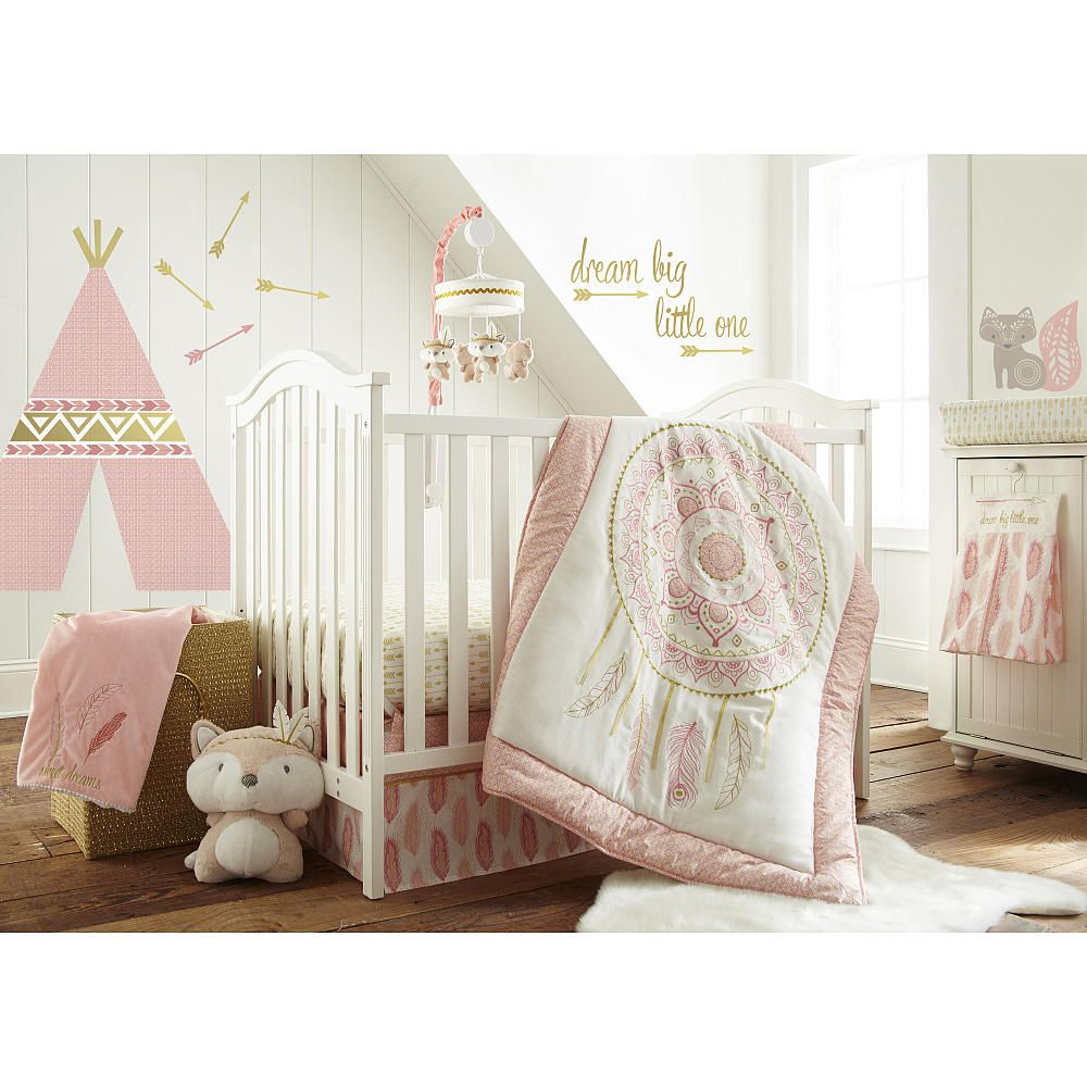 Babies R Us Exclusive The Little Feather Coral Nursery