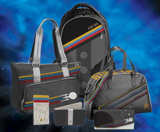 Star Trek First Look Bags Accessories More