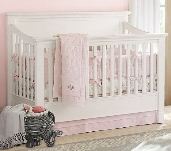 Good Check Out The Pottery Barn Kids Larkin Convertible Crib From Pottery Barn  Kids On The The Bump Baby Registry Catalog. Create Your Baby Gift Registry  And ...