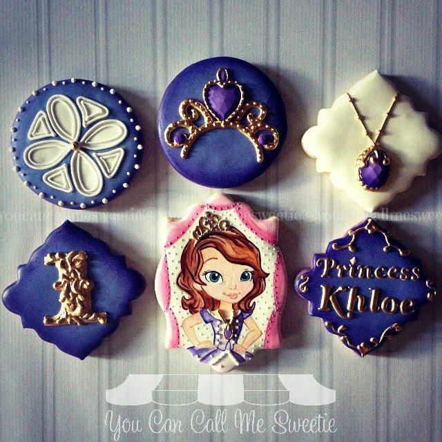 A different take on Sofia the First | Cookie Connection