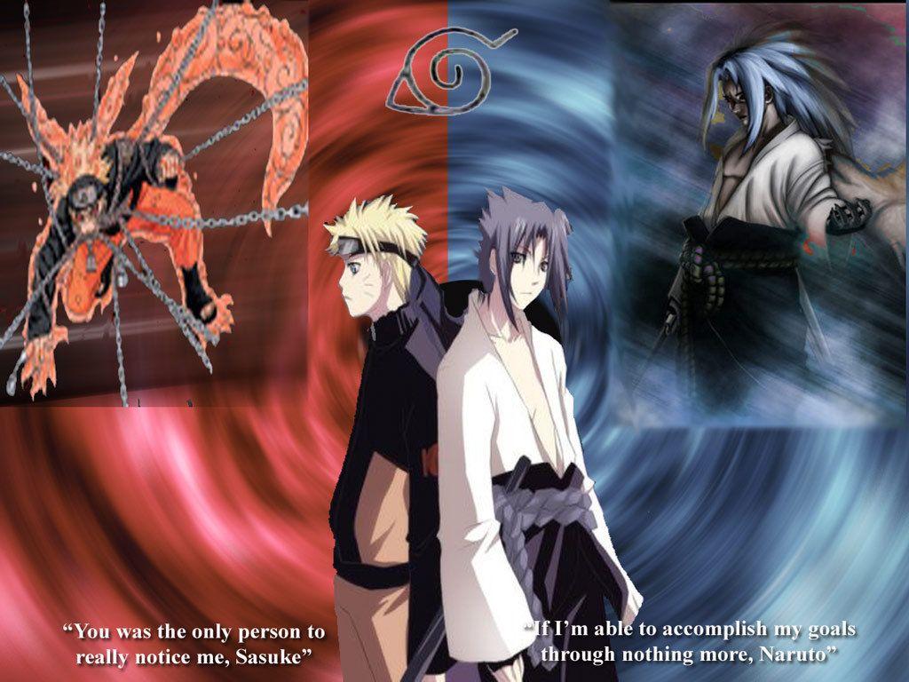 Naruto Sasuke Shippuden Wallpaper Anime Wallpapers Zone
