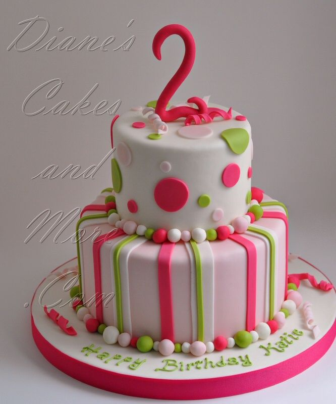 Colorful Birthday Cake Birthday Cakes Pinterest Colorful