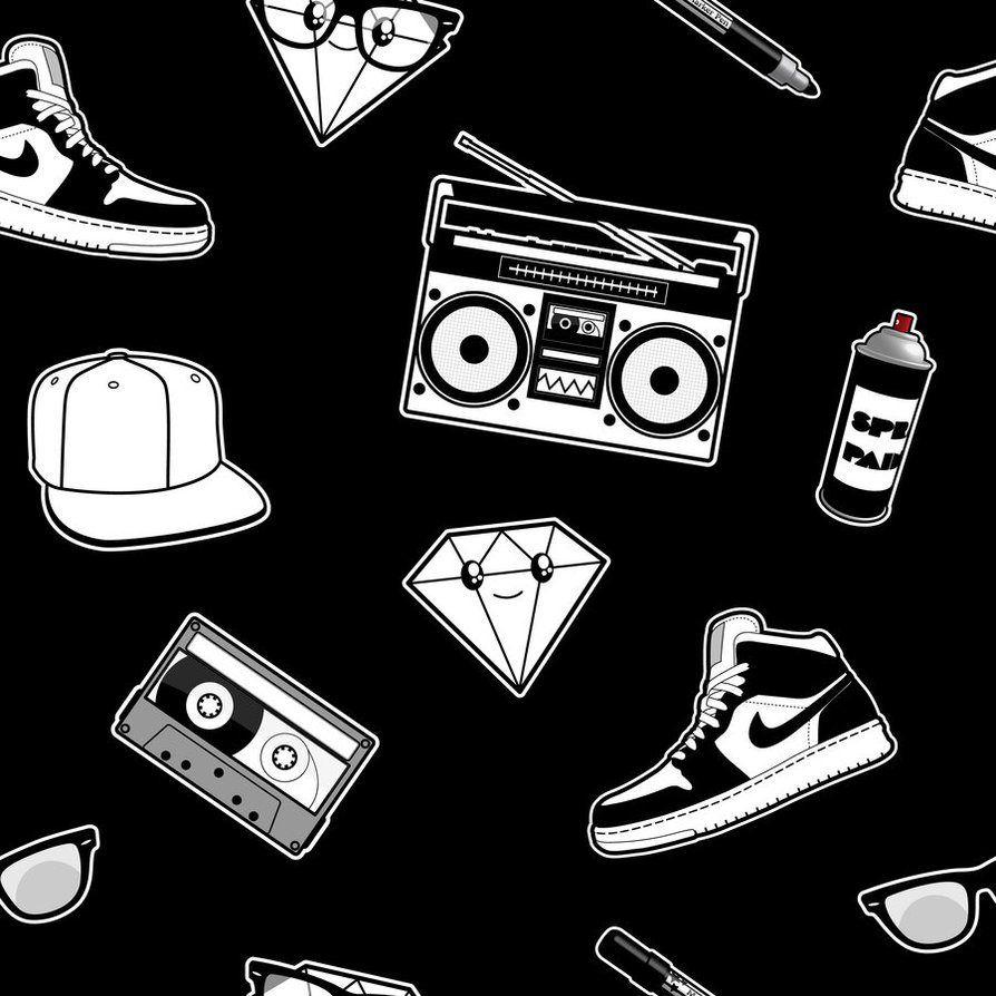 hip hop graphics - Google Search | Hip hop art, Hip hop ...