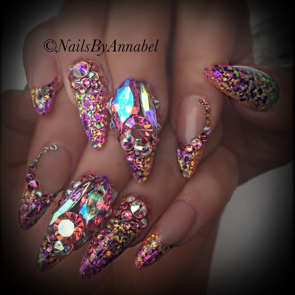 Pin von Cannon Ollison auf Nails!!! | Pinterest | Nagelschere ...