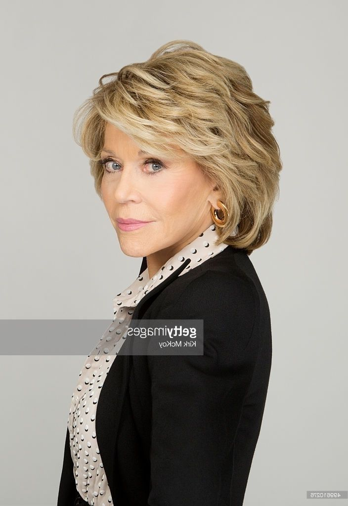 Image Result For Jane Fonda Hairstyles 2018 Hair Pinterest