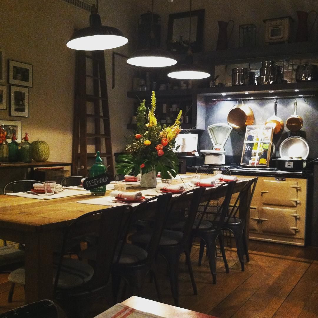 Cool Places To Eat In La: La Cuina D'en Garriga #Barcelona