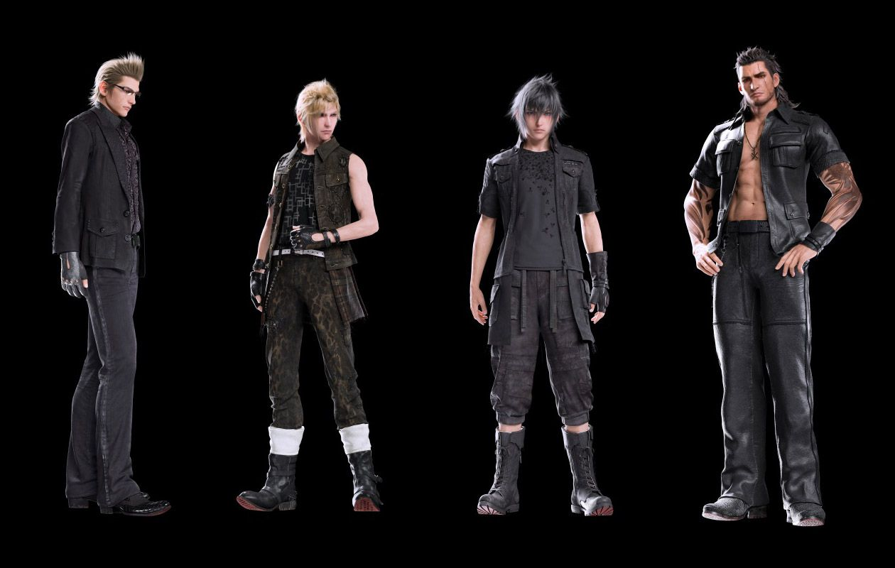 FF15 Heroes Final Fantasy Xv b7bd0e797