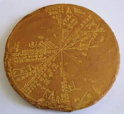 Sumerian Star Chart The Sumerians were among the first astronomers