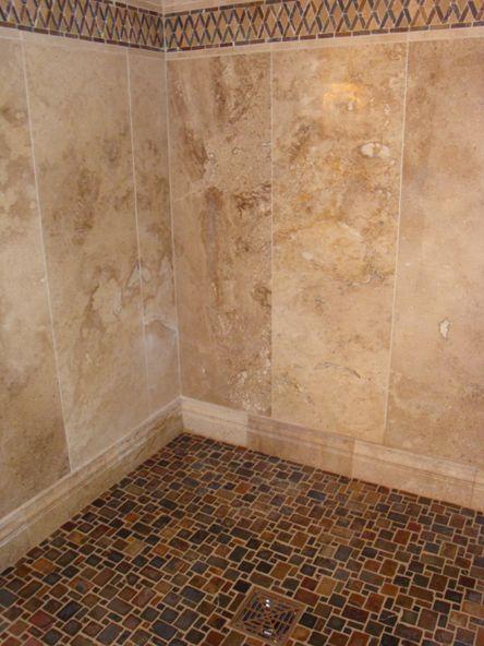 Super Luxurious Handiced Ada Compliant Roll In Shower Cleveland