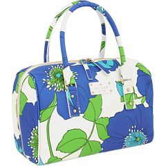 Kate Spade does florals so well... This one comes in a pink pattern too.