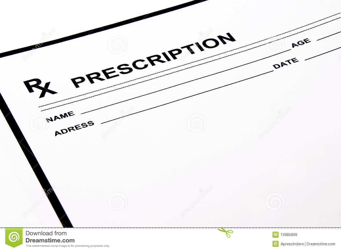 The Exciting Blank Prescription Pad Stock Image Image Of Doctor Regarding Blank Prescription Pad T In 2020 Prescription Pad Professional Templates Microsoft Word Free
