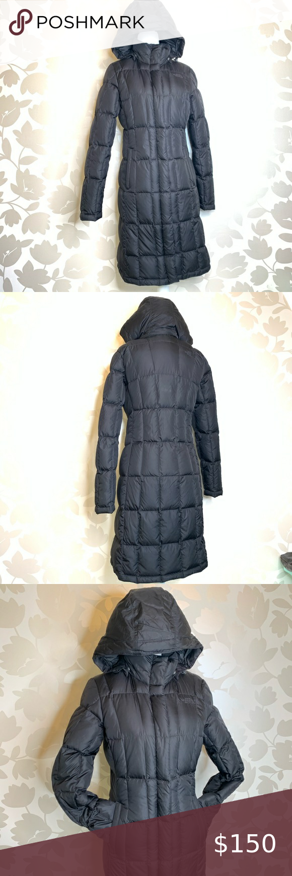 The North Face Metropolis Down Puffer Parka The North Face North Face Women Puffer [ 1740 x 580 Pixel ]