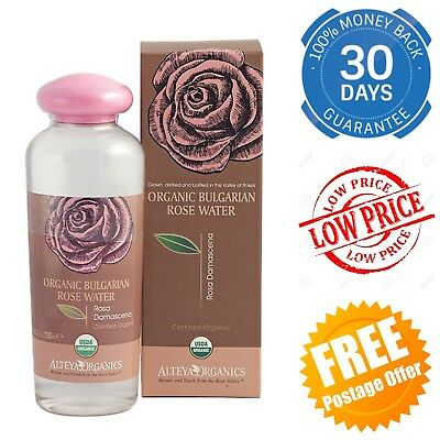 Alteya S Pure Organic Rose Water Is Therapeutic And Food Grade Product Rosa Damascena Rose Flower Distillate Haircare Bottled In The Heart Of The Valley Of I 2020