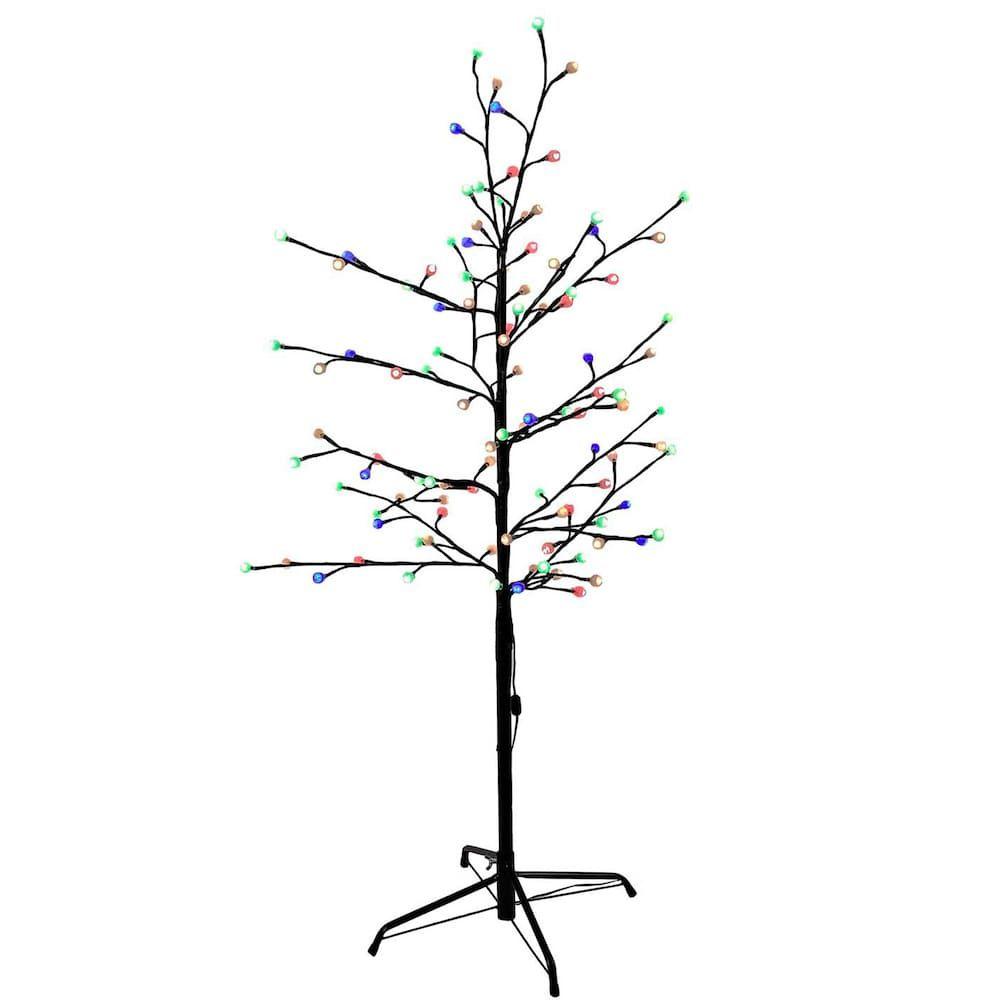 Kurt Adler 4-ft. LED Gumball Artificial Christmas Tree