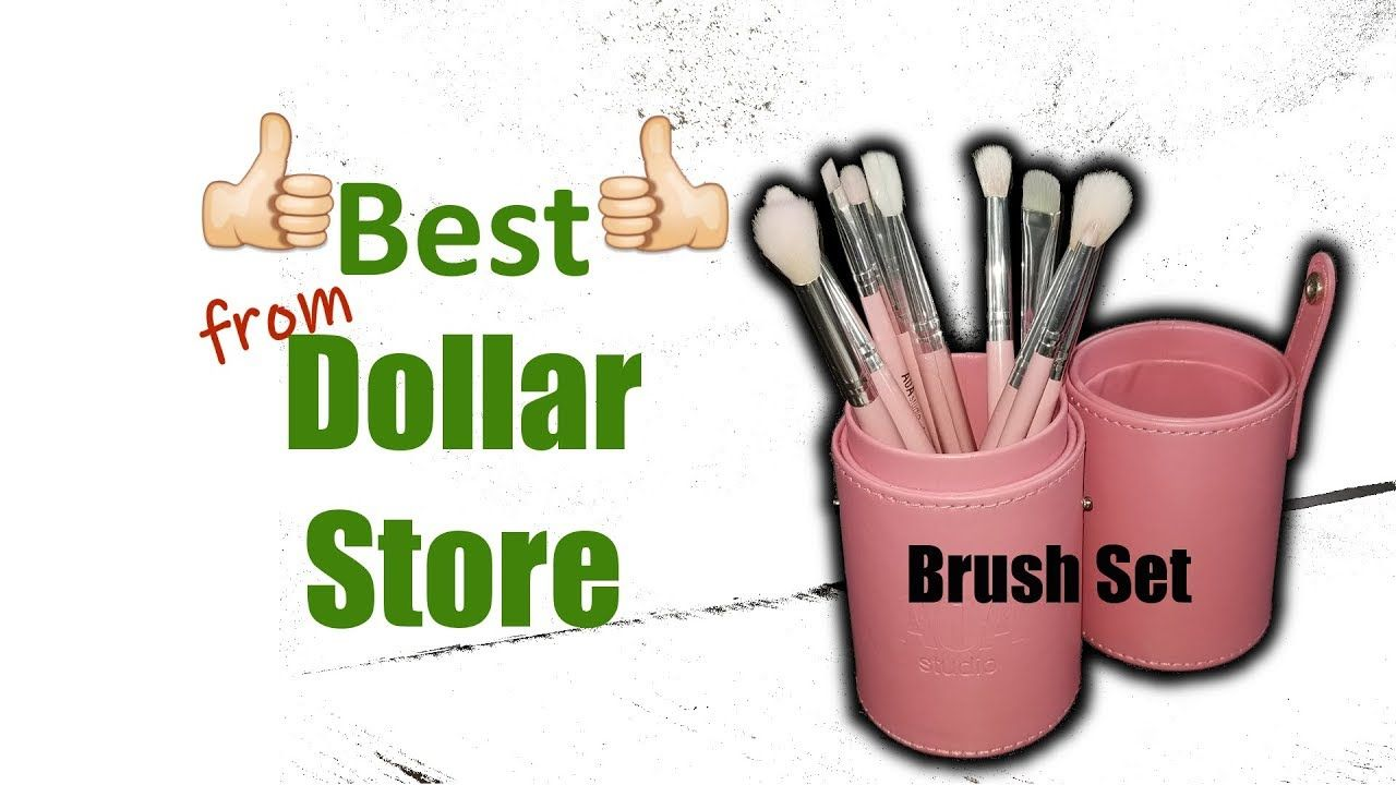 Best Dollar Store Brush Set from Shop Miss A DollarTree