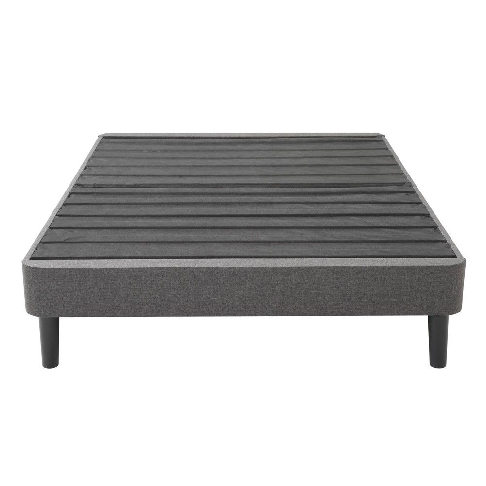 Twin Xl Upholstered Platform Bed Frame With Legs Jubilee