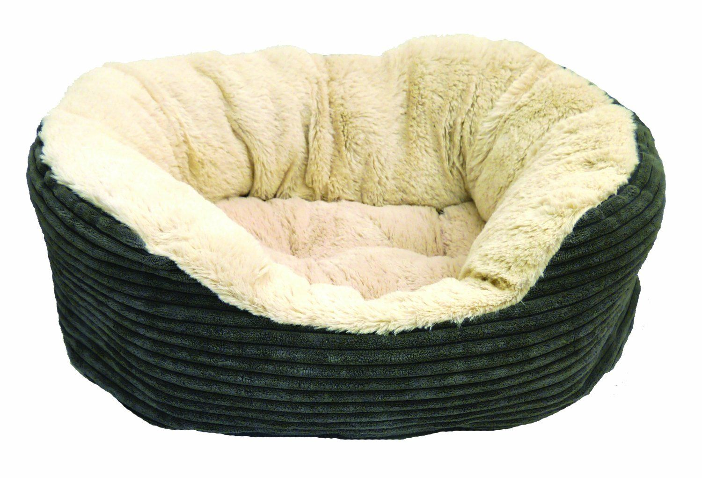 Rosewood Jumbo Cord Plush Dog Bed Amazon Co Uk Pet Supplies Plush Pet Bed Plush Dog Bed Cheap Dog Beds