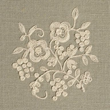 Posies from Chelsea Editions #linen
