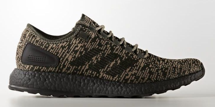 aff65aa4140a1 Adidas Pure Boost Night Cargo Adidas will bring us another version of the  Boost with the