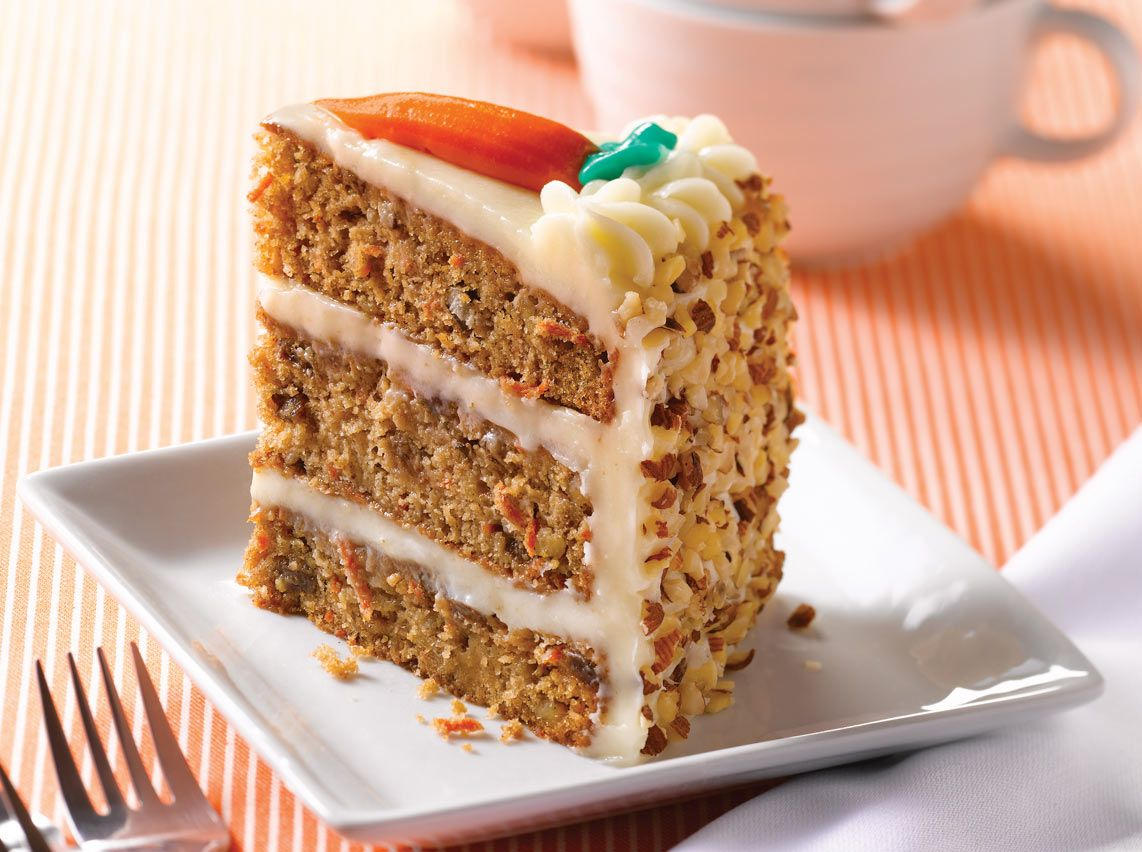 The Best Carrot Cake Recipe With Cream Cheese Cing