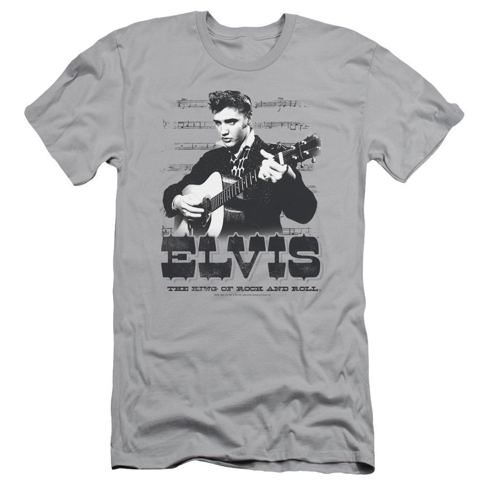 Elvisthe king of short sleeve adult tshirt in products