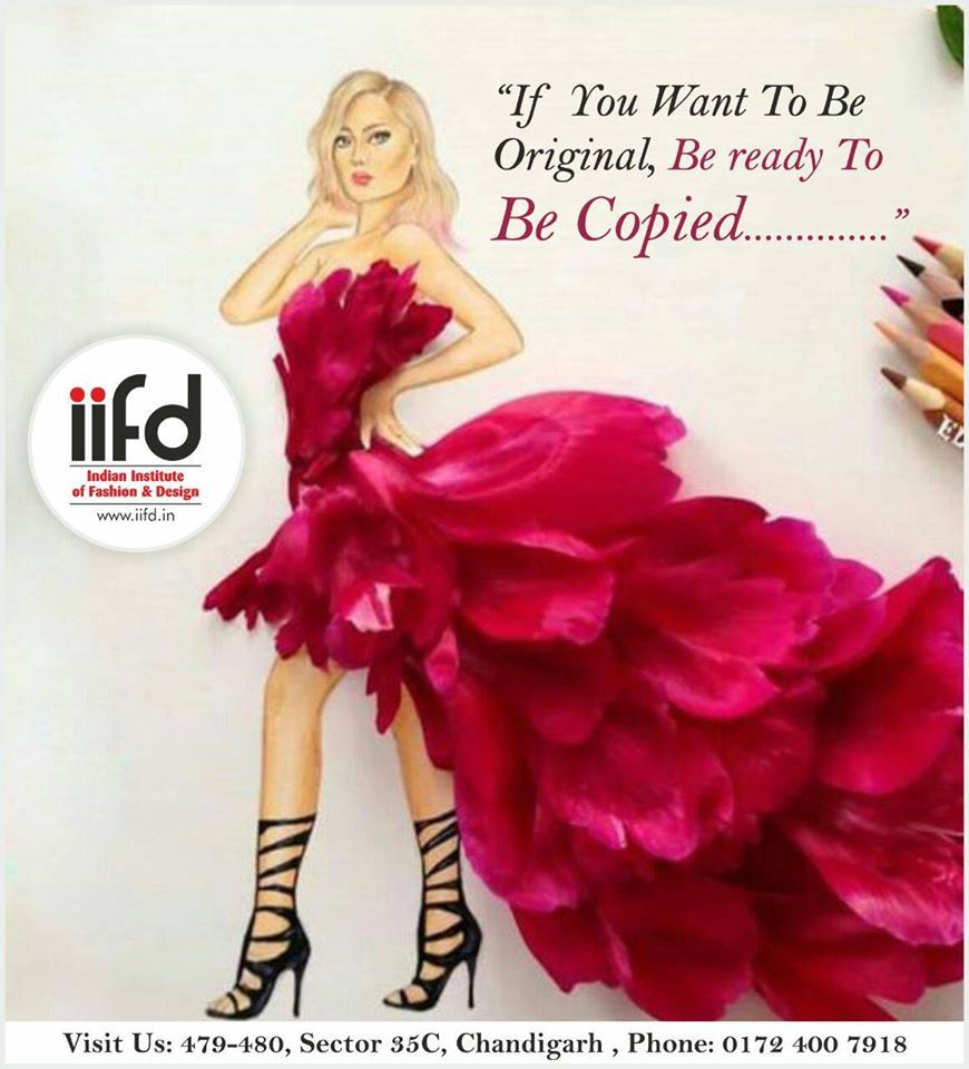 How To Become Fashion Designer After 12th Iifd Fashion Fashion Design Career Fashion