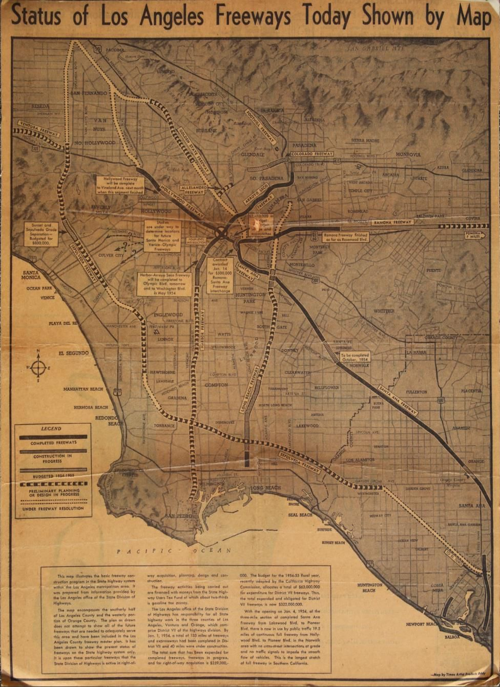 Historic trail map of the Limon 1