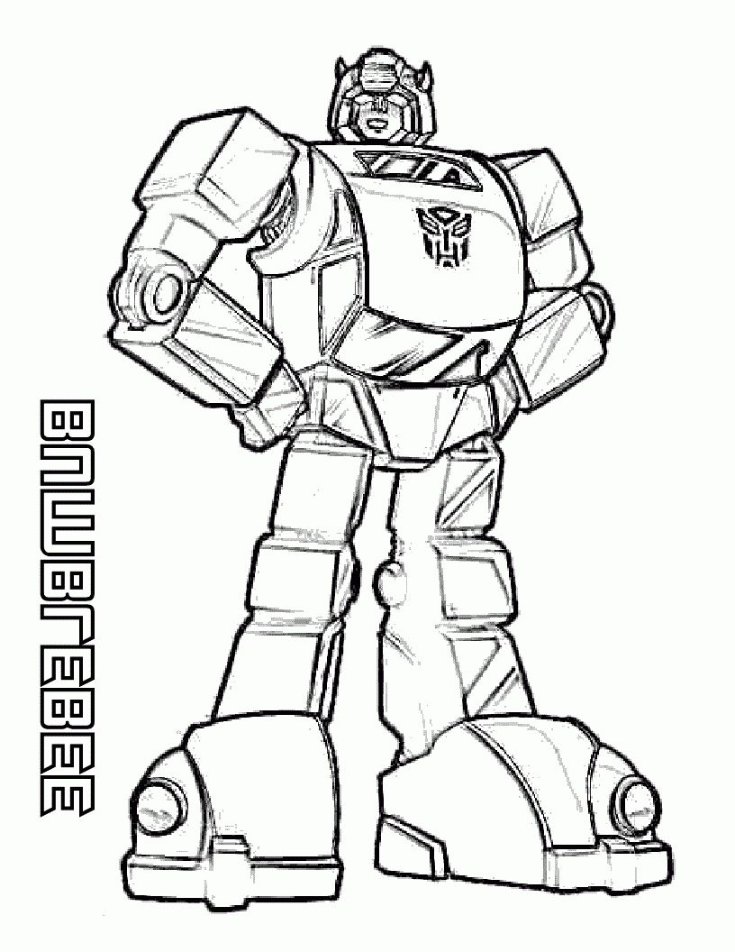 Transformers Coloring Games Transformers Coloring Pages Bee Coloring Pages Coloring Pages Inspirational