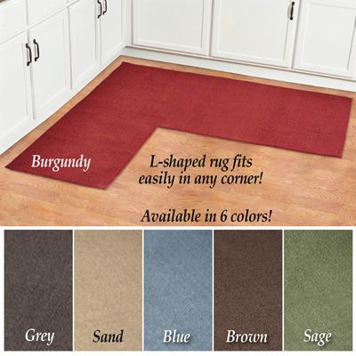 L Shaped Berber Corner Rug Runner Collections Etc L Shaped Kitchen Rugs L Shape