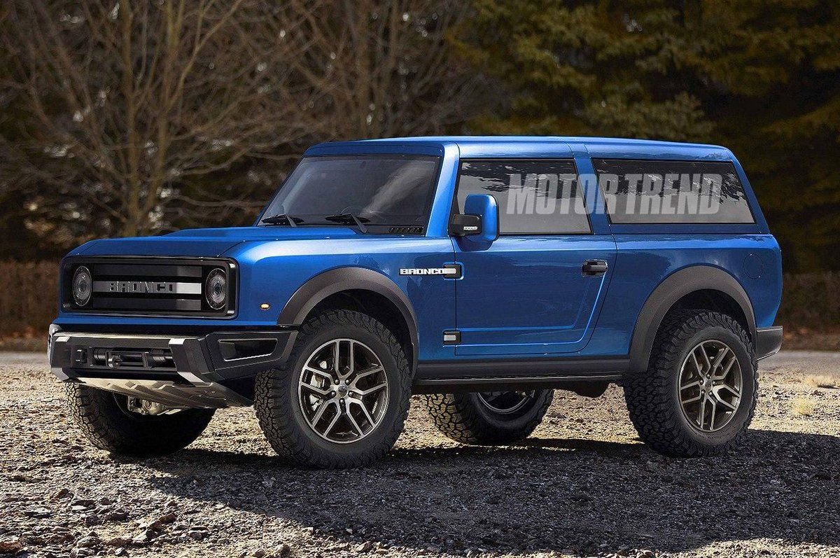 2020 Ford Bronco 2020 Ford Bronco Info Specs Release Date Wiki Motortrend On Twitter This Is Our Best Guess At What The 2020 2021 F Ford Bronco New Bronco Bronco Concept