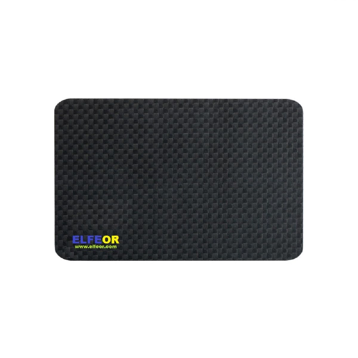 carbon fiber magnetic card holder wallet for credit cards id cards cash - Magnetic Card Holder