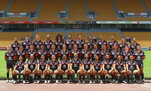 Vodafone warriors 2015.