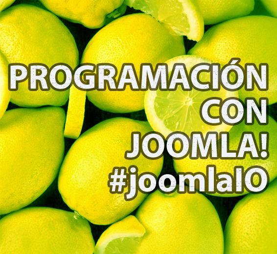 En menos de dos horas empieza nuestro #joomlaIO de hoy. No te lo pierdas!: http://www.desarrolloweb.com/en-directo/programacion-conceptos-dudas-joomlaio-8830.html