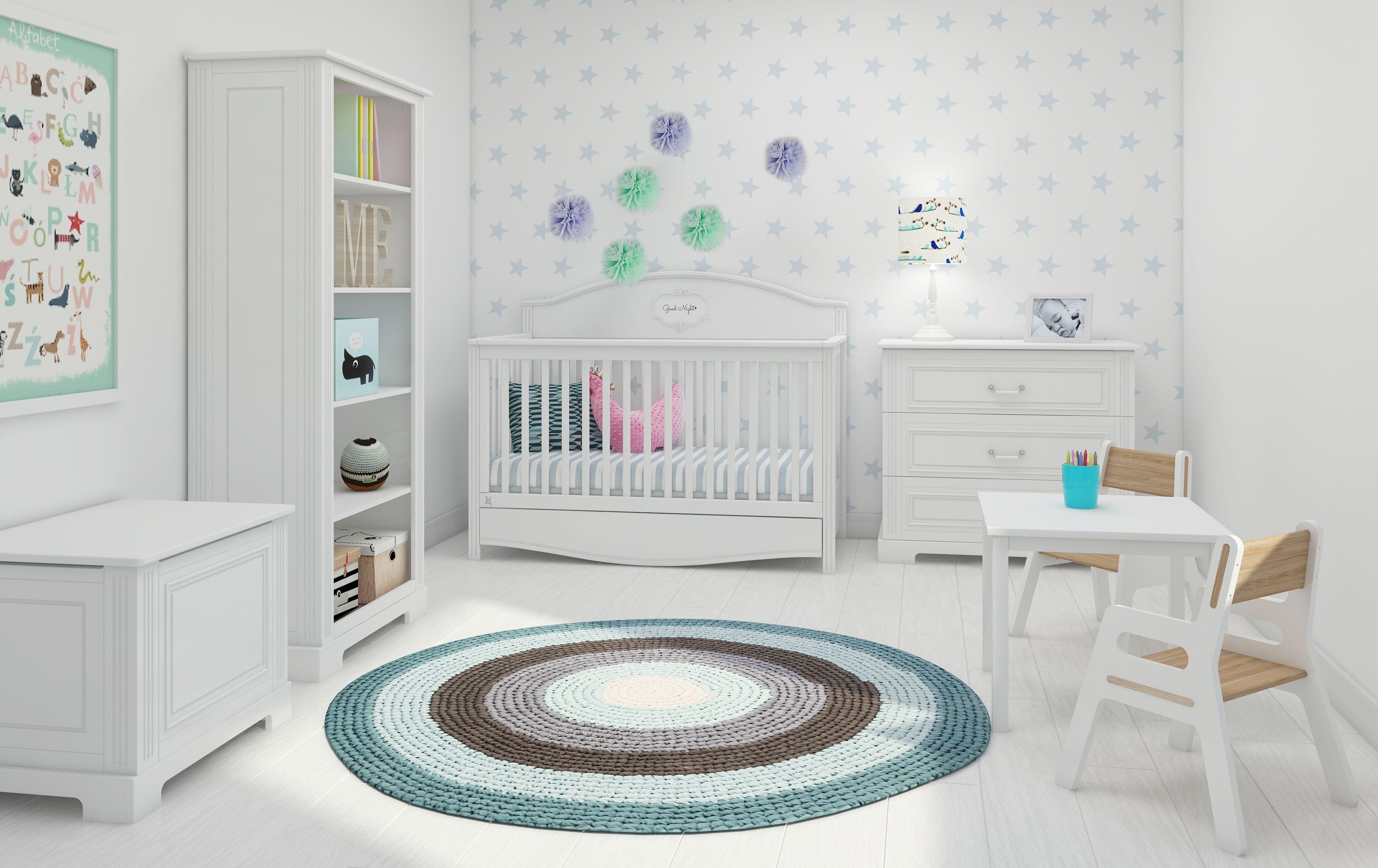 Weißes Kinderzimmer Ines Bellamy Babyzimmer Farben Kinder Zimmer Babyzimmer